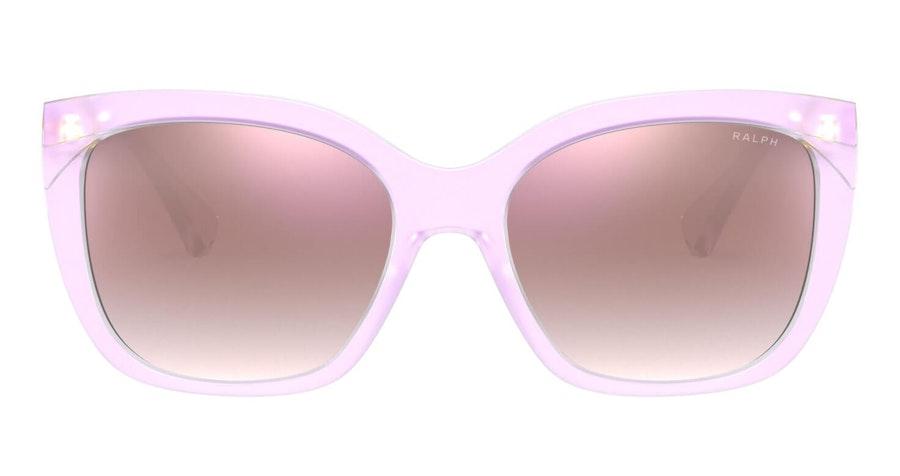 Ralph by Ralph Lauren RA 5265 (58386F) Sunglasses Pink / Violet