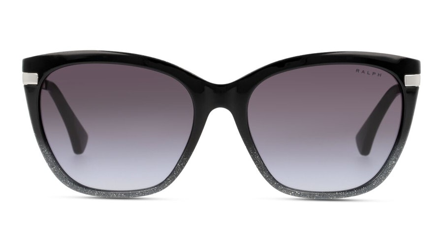 Ralph by Ralph Lauren RA 5267 (58418G) Sunglasses Violet / Black