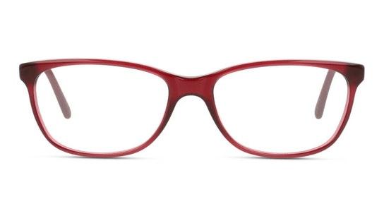 RL 6135 Women's Glasses Transparent / Burgundy