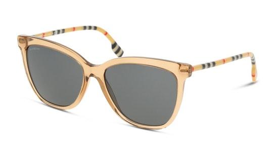 BE 4308 Women's Sunglasses Grey / Brown
