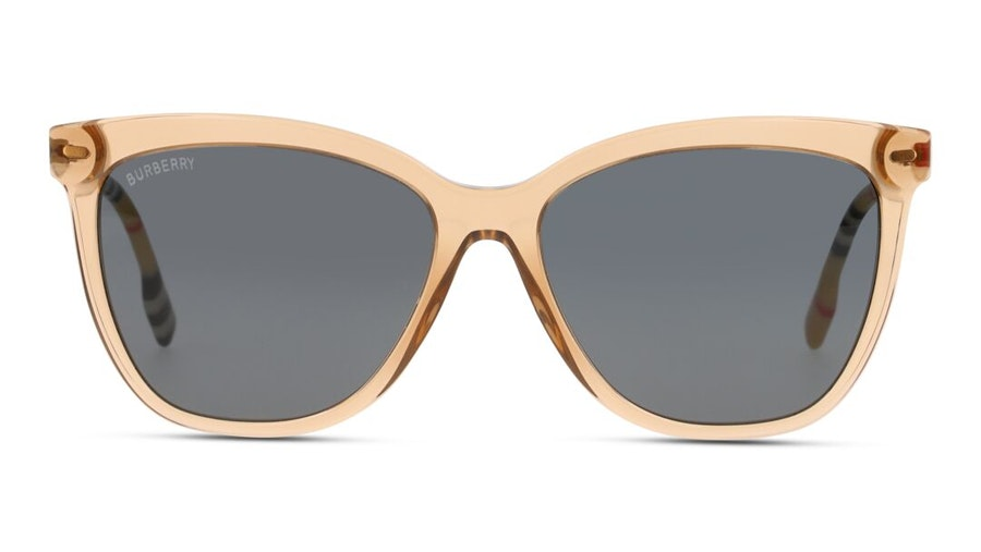 Burberry BE 4308 Women's Sunglasses Grey / Brown