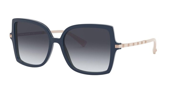 VA 4072 Women's Sunglasses Grey / Blue