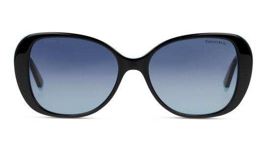 TF 4156 Women's Sunglasses Grey / Black
