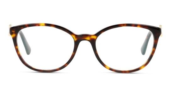 BV 4185B Women's Glasses Transparent / Tortoise Shell