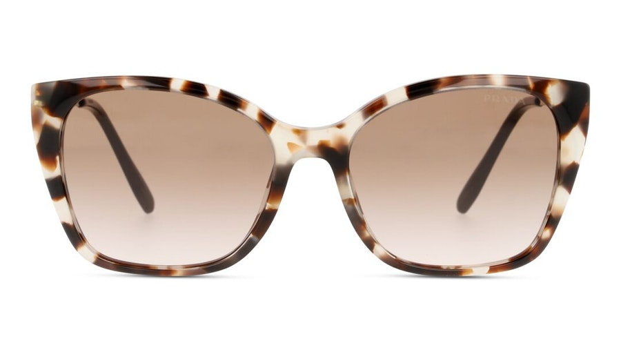 Prada PR 12XS (UAO0A6) Sunglasses Brown / Havana
