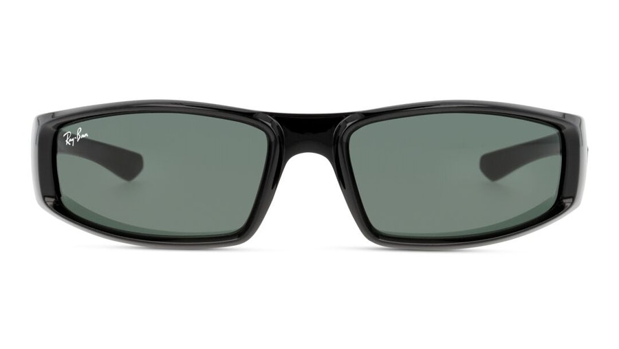 Ray-Ban RB 4335 Men's Sunglasses Green/Black