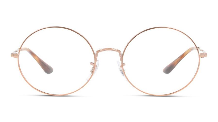 Ray-Ban RX 1970V Women's Glasses Bronze