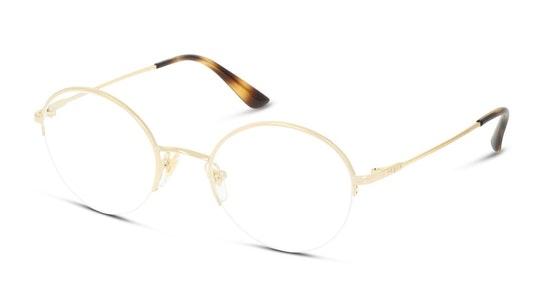 VO 4162 Women's Glasses Transparent / Gold