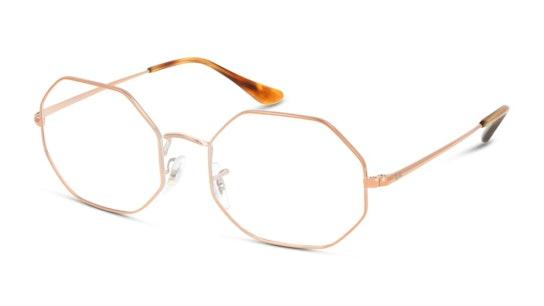 RX 1972V Women's Glasses Transparent / Bronze