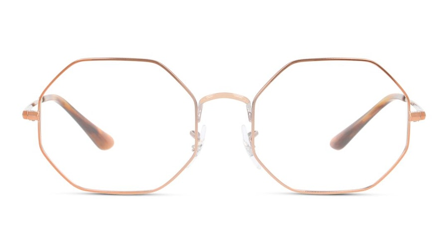 Ray-Ban RX 1972V Women's Glasses Bronze