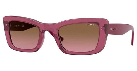 VO 5311S Women's Sunglasses Pink / Red