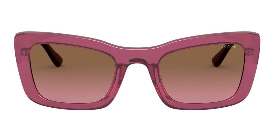 Vogue VO 5311S Women's Sunglasses Pink / Red