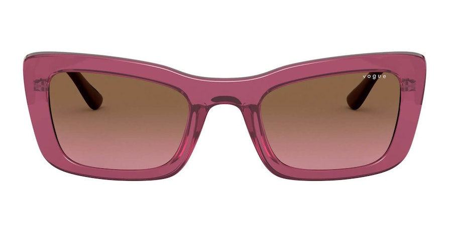 Vogue VO 5311S Women's Sunglasses Pink/Red