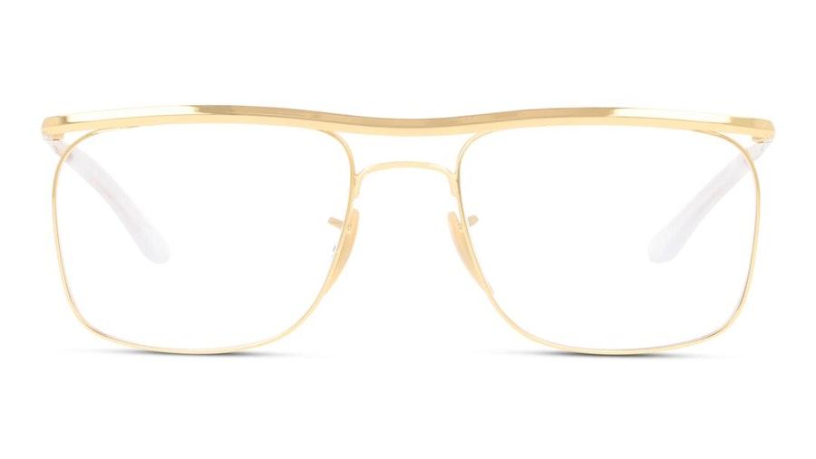 Ray-Ban Olympian IX RX 6519 (2500) Glasses Gold
