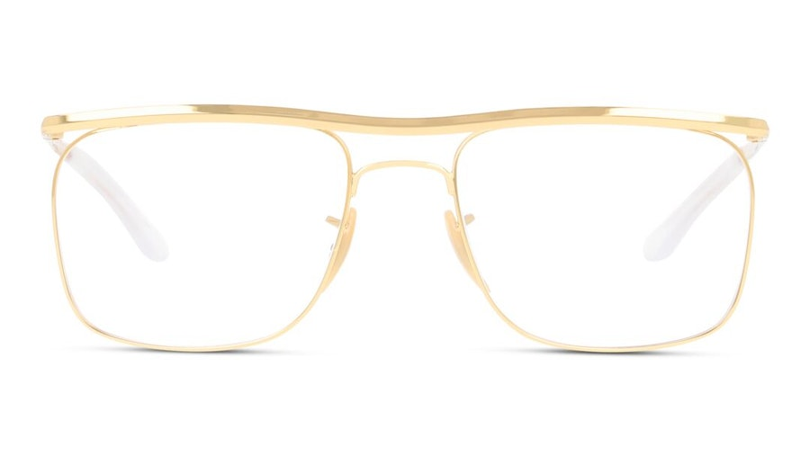 Ray-Ban Olympian IX RX 6519 Men's Glasses Gold