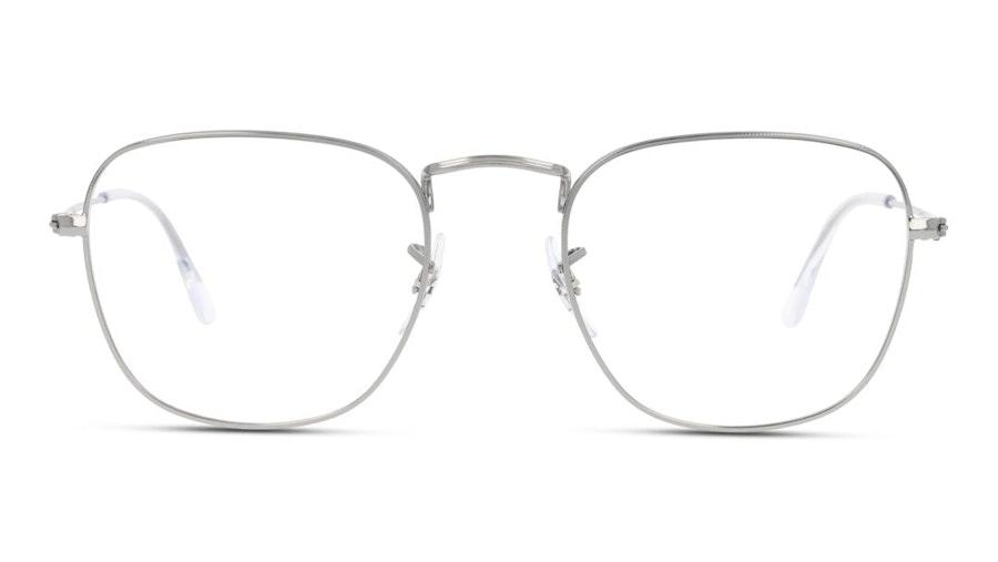 Ray-Ban RX 3857V Men's Glasses Silver