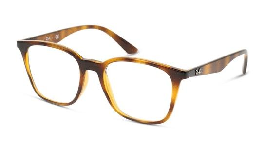 RX 7177 Women's Glasses Transparent / Tortoise Shell