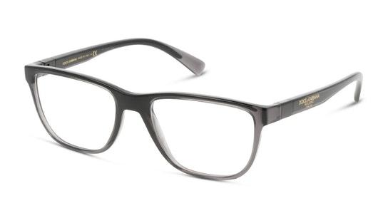DG 5053 Men's Glasses Transparent / Black
