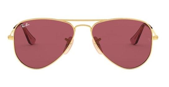 RJ 9506S Children's Sunglasses Red / Gold