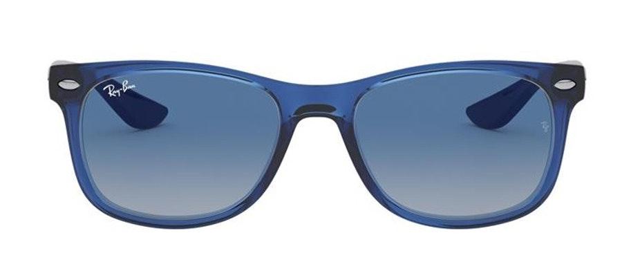Ray-Ban Juniors RJ 9052S (70624L) Children's Sunglasses Blue / Blue