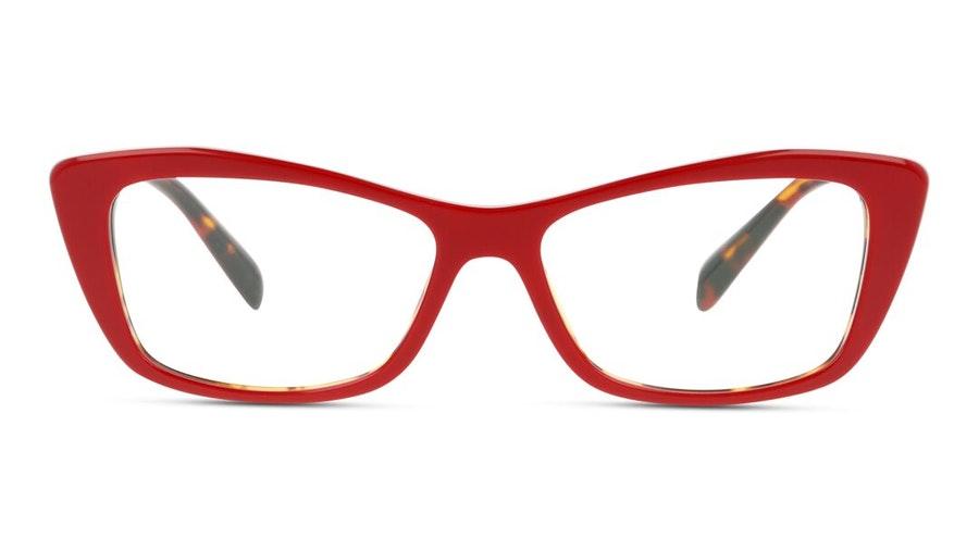 Prada PR 15XV Women's Glasses Red