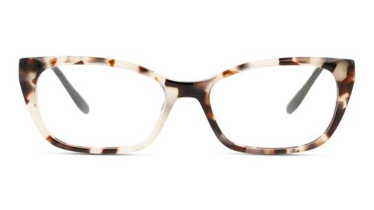 PR 14XV Women's Glasses Transparent / Tortoise Shell
