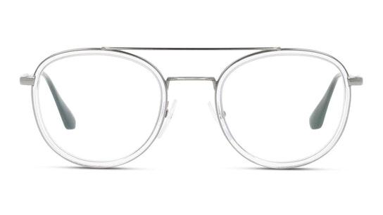 PR 66XV Men's Glasses Transparent / Transparent