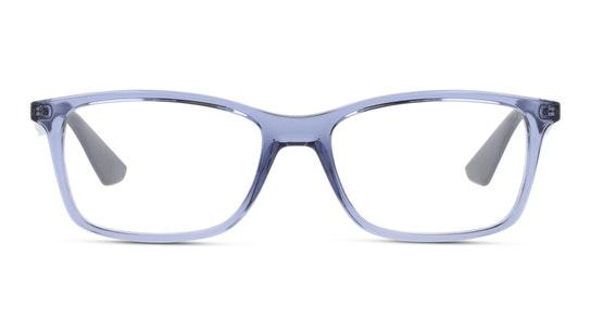 RX 7047 Men's Glasses Transparent / Blue