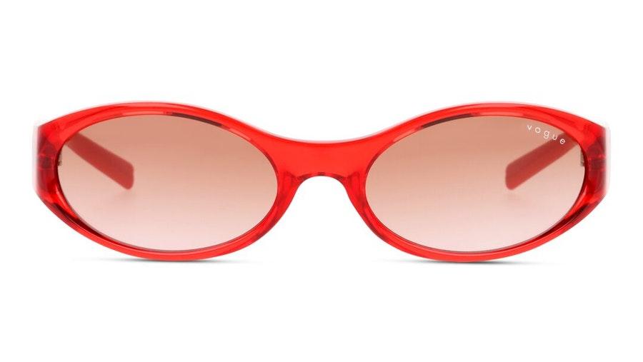 Vogue MBB x VO 5315S Women's Sunglasses Pink / Red