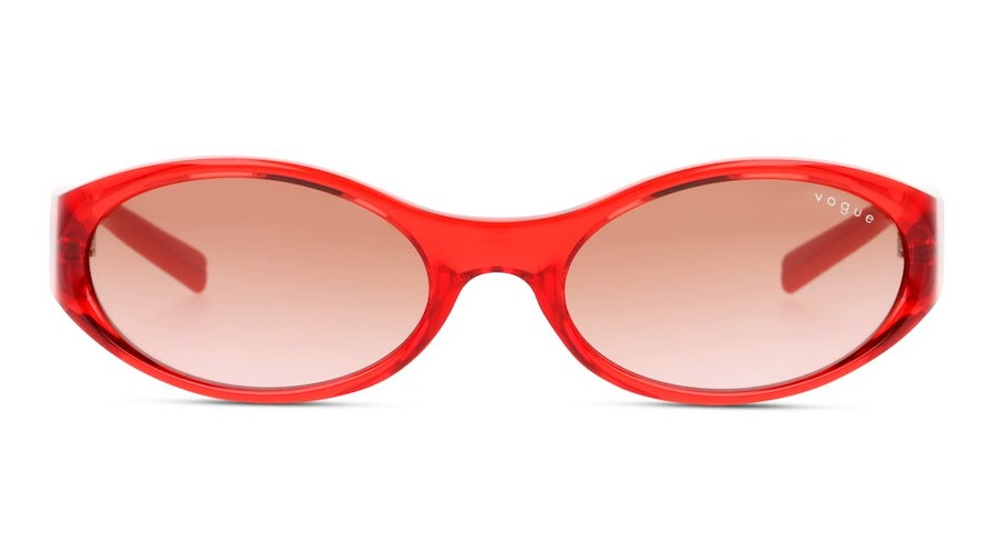 Vogue MBB x VO 5315S Women's Sunglasses Pink/Red