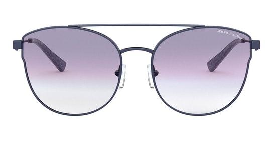 AX 2032S Women's Sunglasses Blue / Blue