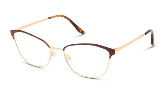 PR 62XV Women's Glasses Transparent / Violet