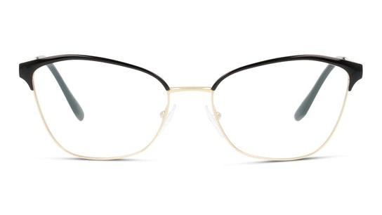PR 62XV Women's Glasses Transparent / Black