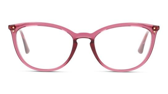 VO 5276 Women's Glasses Transparent / Violet