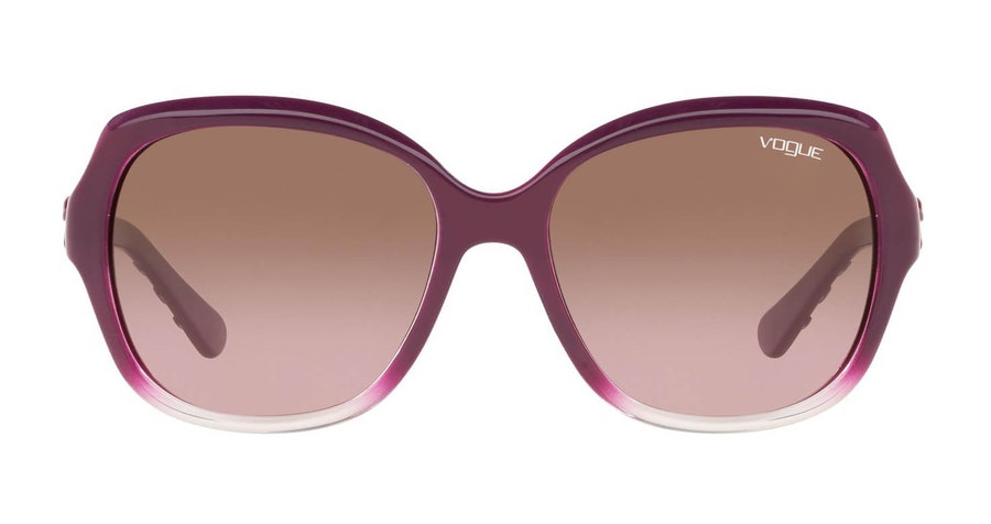 Vogue VO 2871S Women's Sunglasses Brown / Violet