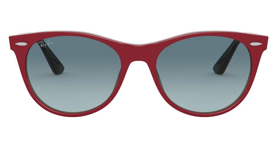 Ray-Ban Wayfarer II RB 2185 Men's Sunglasses Grey / Grey