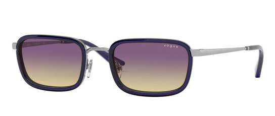MBB x VO 4166S Women's Sunglasses Violet / Blue