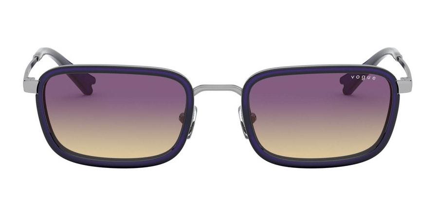 Vogue MBB x VO 4166S Women's Sunglasses Violet / Blue
