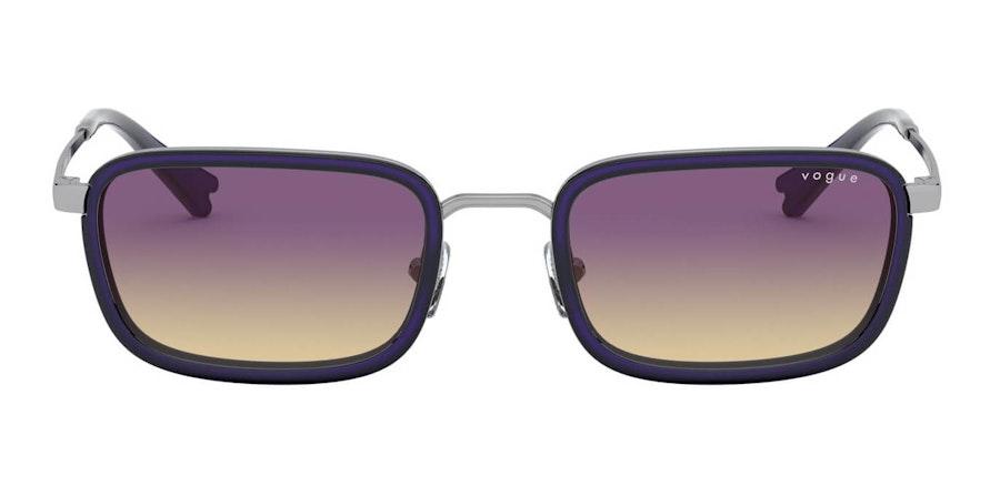 Vogue MBB x VO 4166S Women's Sunglasses Violet/Blue
