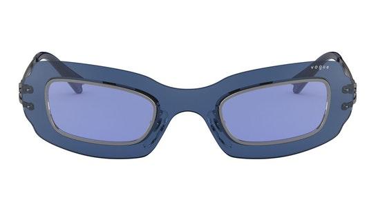 MBB x VO 4169S Women's Sunglasses Violet / Grey