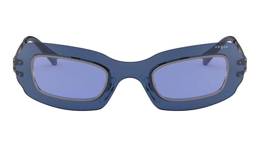 Vogue MBB x VO 4169S Women's Sunglasses Violet/Grey