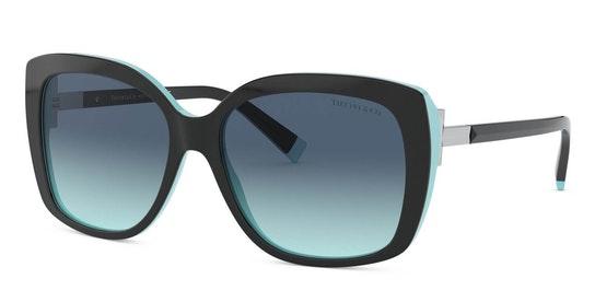TF 4171 Women's Sunglasses Blue / Blue