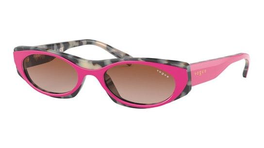 MBB x VO 5316S Women's Sunglasses Brown / Pink