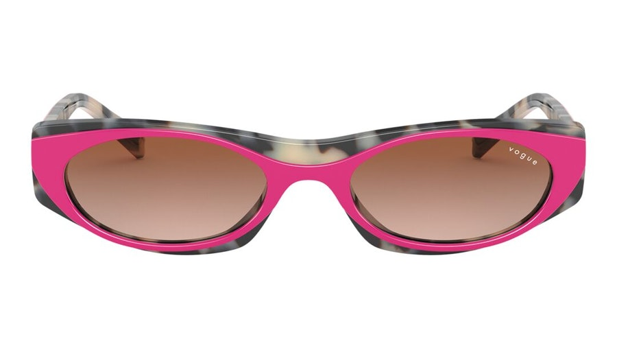 Vogue MBB x VO 5316S Women's Sunglasses Brown/Pink