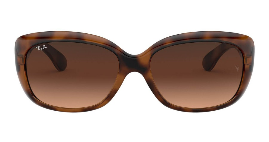 Ray-Ban Jackie Ohh RB 4101 (642/A5) Sunglasses Brown / Tortoise Shell