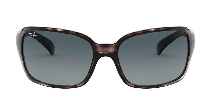 Ray-Ban RB 4068 Women's Sunglasses Grey / Tortoise Shell