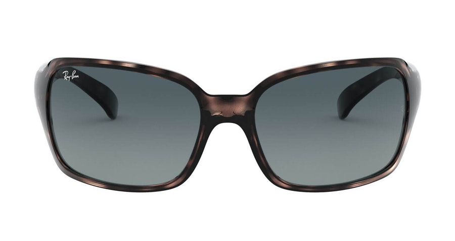 Ray-Ban RB 4068 Women's Sunglasses Grey/Tortoise Shell