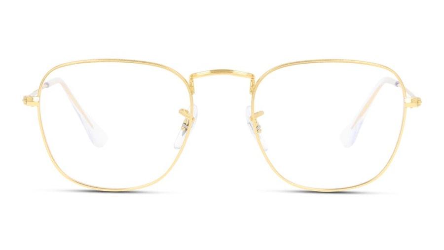 Ray-Ban RX 3857V Men's Glasses Gold