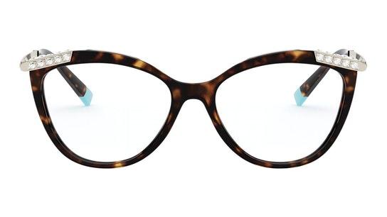 TF 2198B Glasses Transparent / Tortoise Shell