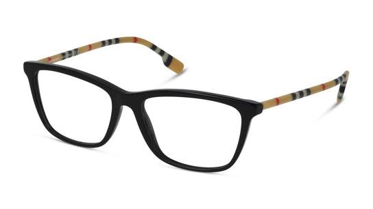 BE 2326 Women's Glasses Transparent / Black